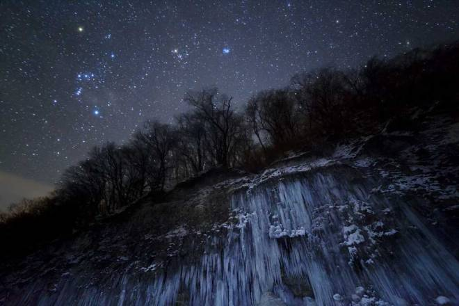 ice Starfall