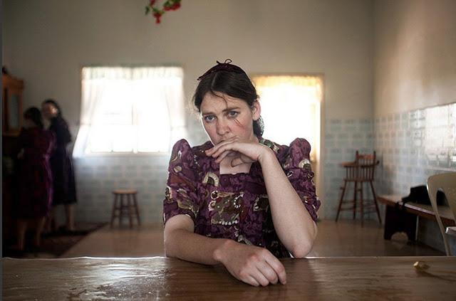 Margarita Teichroeb, from the series Menonos - © Jordi Ruiz Cirera