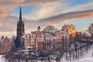 Edinburgh Ramsey Garden - Tim Hodges