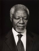 Kofi Annan by Anoush Abrar