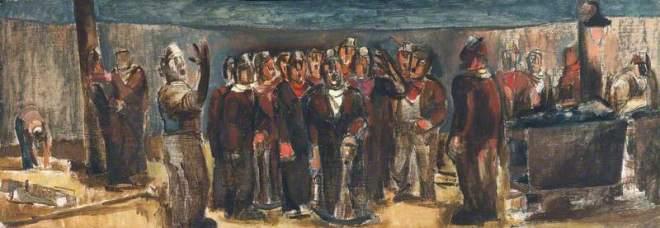 Herman - Miners Singing