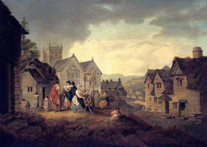 Ibbetson's Llangollen