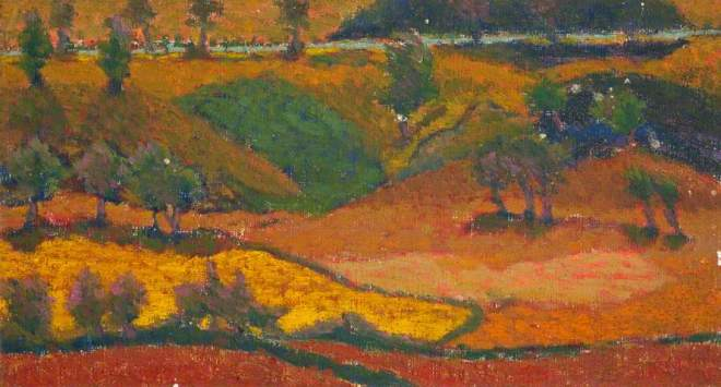 Zobole - Rhondda Landscape